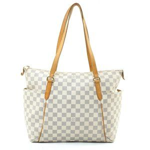 Auth Louis Vuitton Totally Mm Tote Bag #7956L45